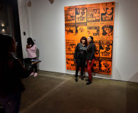 Orange Is The New Black exhibition opening at Joseph Gross Gallery #207
