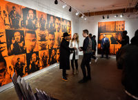 Orange Is The New Black exhibition opening at Joseph Gross Gallery #211