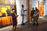 Orange Is The New Black exhibition opening at Joseph Gross Gallery #214