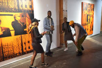 Orange Is The New Black exhibition opening at Joseph Gross Gallery #215