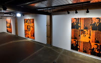 Orange Is The New Black exhibition opening at Joseph Gross Gallery #222