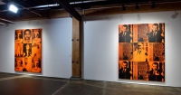 Orange Is The New Black exhibition opening at Joseph Gross Gallery #223