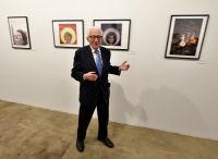 Tony Vaccaro: War Peace Beauty exhibition opening #11
