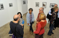 Tony Vaccaro: War Peace Beauty exhibition opening #43
