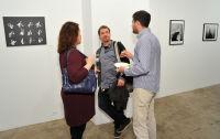 Tony Vaccaro: War Peace Beauty exhibition opening #76