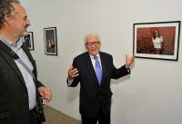 Tony Vaccaro: War Peace Beauty exhibition opening #99