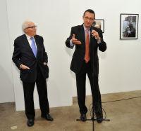 Tony Vaccaro: War Peace Beauty exhibition opening #108