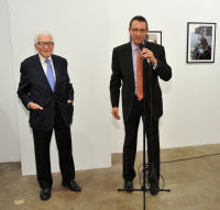 Tony Vaccaro: War Peace Beauty exhibition opening #109