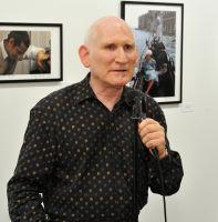 Tony Vaccaro: War Peace Beauty exhibition opening #143