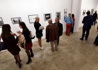 Tony Vaccaro: War Peace Beauty exhibition opening #180