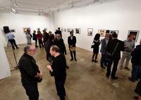 Tony Vaccaro: War Peace Beauty exhibition opening #184