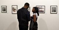 Tony Vaccaro: War Peace Beauty exhibition opening #186