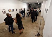 Tony Vaccaro: War Peace Beauty exhibition opening #187