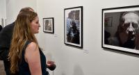 Tony Vaccaro: War Peace Beauty exhibition opening #192
