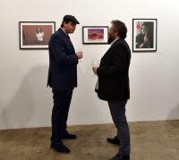 Tony Vaccaro: War Peace Beauty exhibition opening #206