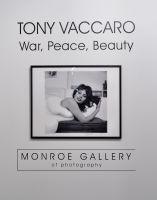 Tony Vaccaro: War Peace Beauty exhibition opening #207