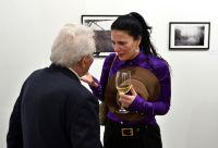 Tony Vaccaro: War Peace Beauty exhibition opening #224