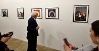 Tony Vaccaro: War Peace Beauty exhibition opening #227