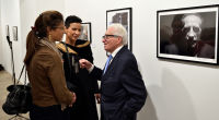 Tony Vaccaro: War Peace Beauty exhibition opening #240