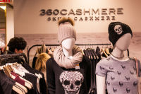 360 CASHMERE Holiday Monogram Shop #8