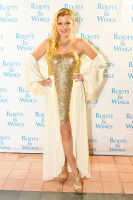 The 6th Annual Silver & Gold Winter Party To Benefit Roots & Wings #82