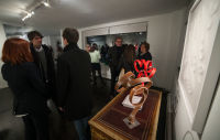 Voltz Clarke Gallery presents SEAMS featuring the work of Jacinto Moros and Stephanie Patton #20