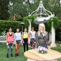Demi Lovato For Fabletics Collaboration Event #114