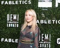 Demi Lovato For Fabletics Collaboration Event #240