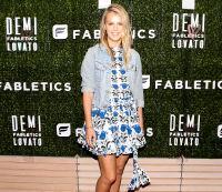 Demi Lovato For Fabletics Collaboration Event #213