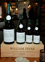 Oysters and Chablis hosted by William Févre Chablis #18