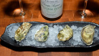 Oysters and Chablis hosted by William Févre Chablis #23