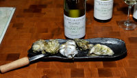 Oysters and Chablis hosted by William Févre Chablis #41