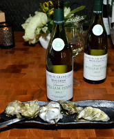 Oysters and Chablis hosted by William Févre Chablis #42