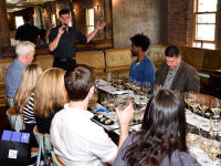 Oysters and Chablis hosted by William Févre Chablis #160