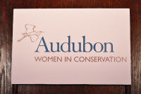 2017 Audubon Women in Conservation Luncheon and Rachel Carson Award #1