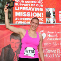 AHA Wall Street Run and Heart Walk - gallery 1 #1