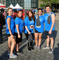 AHA Wall Street Run and Heart Walk - gallery 1 #6