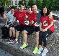 AHA Wall Street Run and Heart Walk - gallery 1 #13