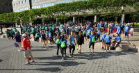 AHA Wall Street Run and Heart Walk - gallery 1 #18