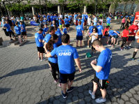 AHA Wall Street Run and Heart Walk - gallery 1 #30