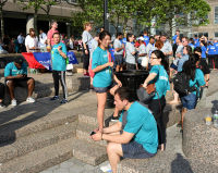 AHA Wall Street Run and Heart Walk - gallery 1 #152