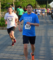 AHA Wall Street Run and Heart Walk - gallery 1 #239