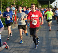AHA Wall Street Run and Heart Walk - gallery 1 #243