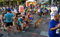 AHA Wall Street Run and Heart Walk - gallery 1 #297
