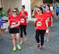 AHA Wall Street Run and Heart Walk - gallery 1 #323