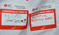 AHA Wall Street Run and Heart Walk - gallery 1 #332