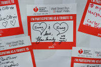 AHA Wall Street Run and Heart Walk - gallery 1 #333