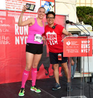 AHA Wall Street Run and Heart Walk - gallery 1 #355