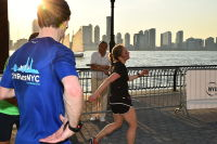 The 2017 American Heart Association Wall Street Run & Heart Walk #113