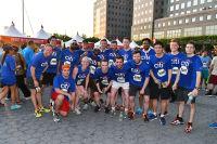 The 2017 American Heart Association Wall Street Run & Heart Walk #243